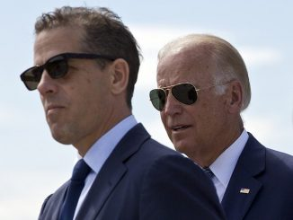 Joe Biden and Hunter Biden Burisma