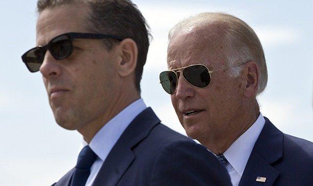 Joe Biden and Hunter Biden Burisma