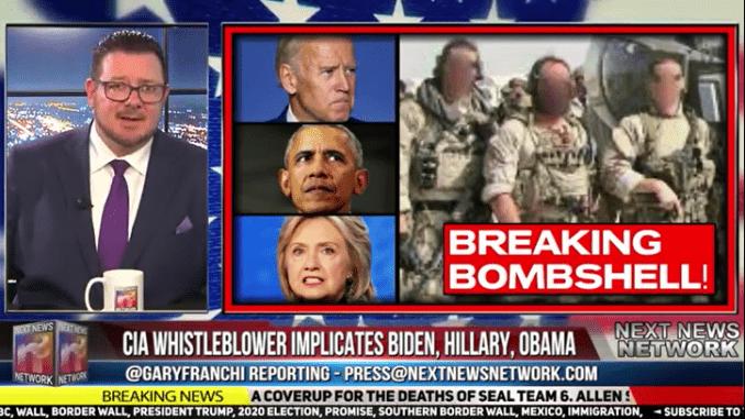 CIA Whistleblower Implicates Biden