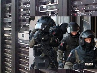 German servers seized by U.S. military raid