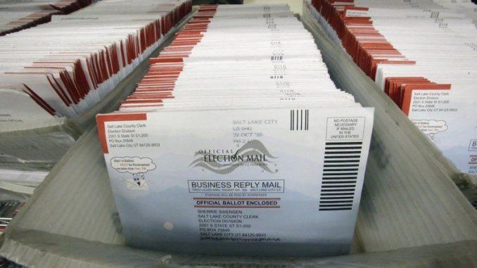 Ballots Shipped To PA