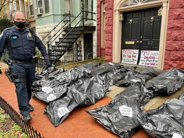 Democrats threaten GOP with body bags