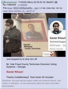 Xavier Khouri